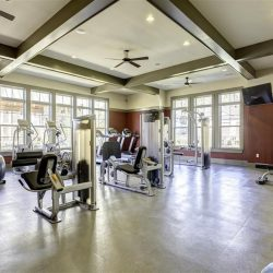 springhouse fitness room