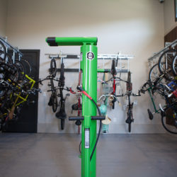 Velo Verdae, Bike Room