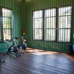 Velo Verdae, Spin Room
