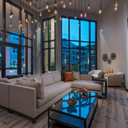 The District Lofts, Clubroom