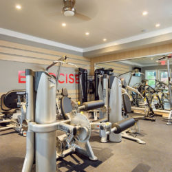 Tapestry Bocage, Exercise Room