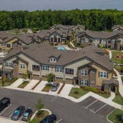 Tattersall Chesapeake, VA aerial view