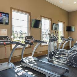 Tattersall Chesapeake, VA exercise room