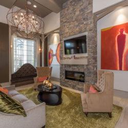 Tattersall Chesapeake, VA residents lounge