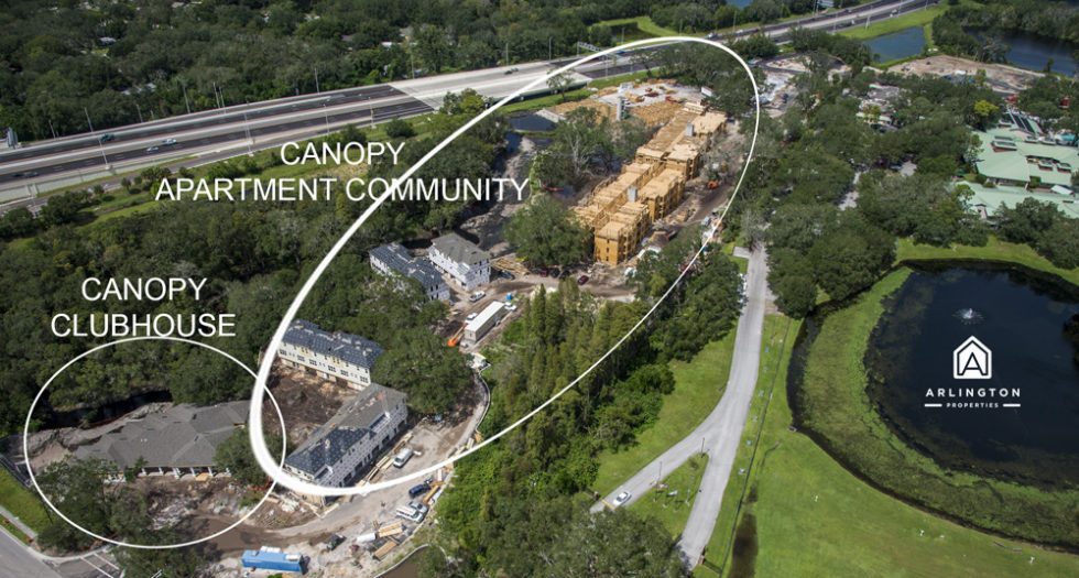 Canopy Apartment Community Pre-Leasing