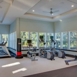 Canopy fitness center
