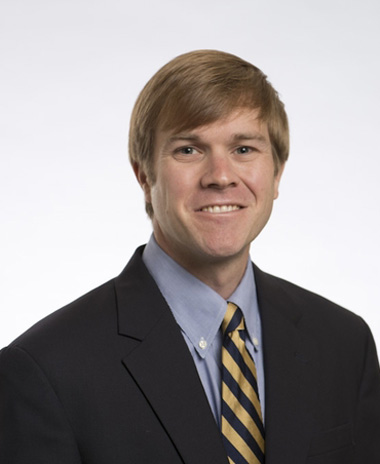 Trey Barnes, VP Director of Construction Management