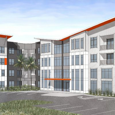 Tapestry Town Center rendering