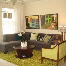 Living Room - Tapestry Park Chesapeake