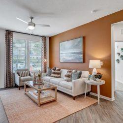 Living Room - Tapestry Westland Village