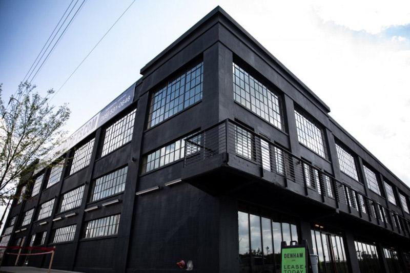 Denham Building courtesy of Bham Now
