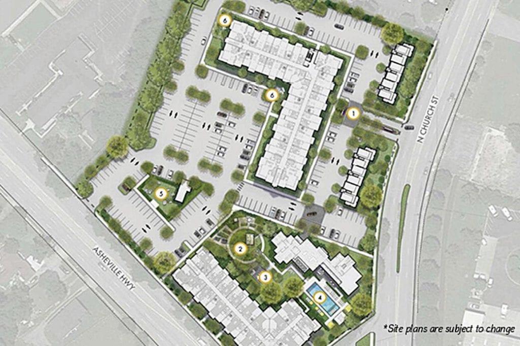 Bon Haven Site Plan