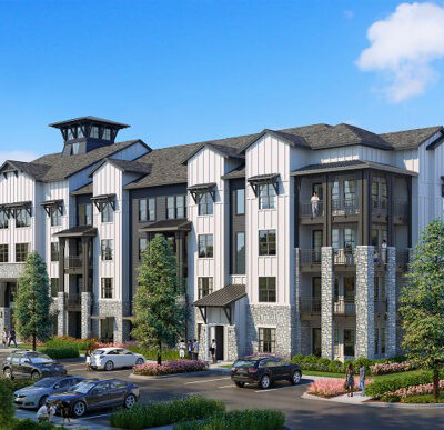 Tapestry Ridge - Rendering of Exterior