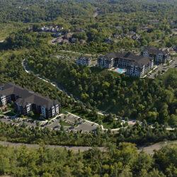 Tapestry Ridge - Aerial